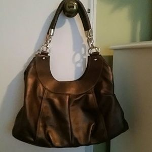 new directions Handbags - BEAUTIFUL BRONZE BAG