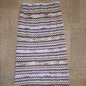 Missoni Maxi Skirt