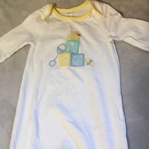Starting Out Other - Neutral ABC sleep sack