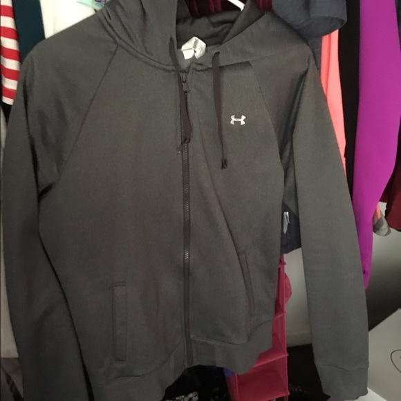 Women s Under Armour Storm Fleece Full Zip Jacket.  M 581a48e941b4e028130662eb e19dee07d8