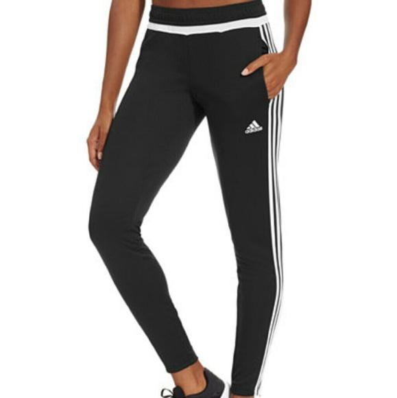 adidas pants zipper ankle