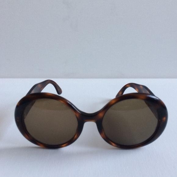 e78d46308ac CHANEL Accessories - Chanel round sunglasses