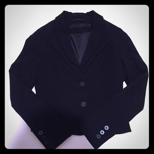 L.A.M.B. Jackets & Blazers - Beautiful L.A.M.B. black  blazer size 6 LIKE NEW!