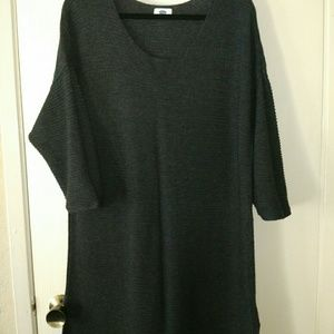 Oversized long old navy comfy sweater