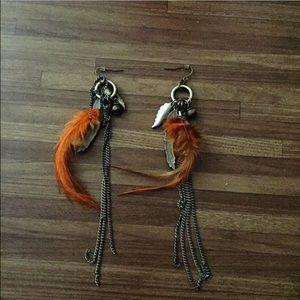 Topshop Jewelry - TOPSHOP vintage earrings