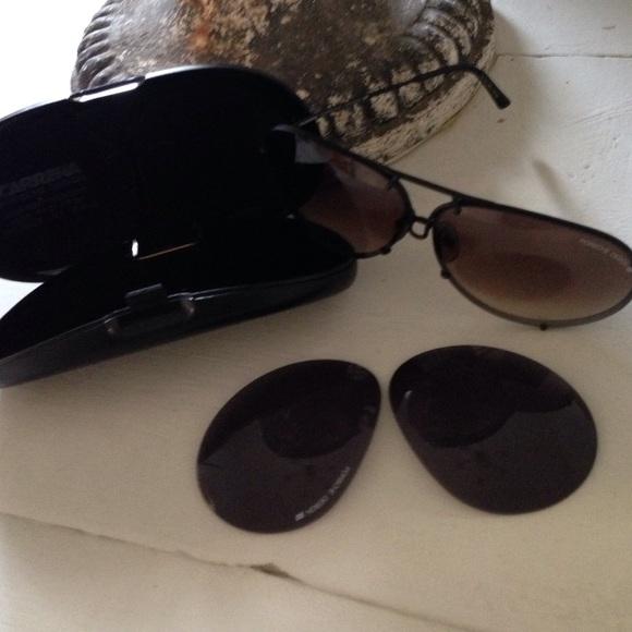d5fbccbfae88 Original Porsche carrera sunglasses w extra lenses