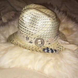 Baby cowgirl hat