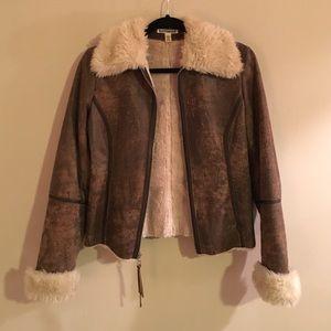 Vintage Jackets & Blazers - Vintage Genuine Leather Jacket