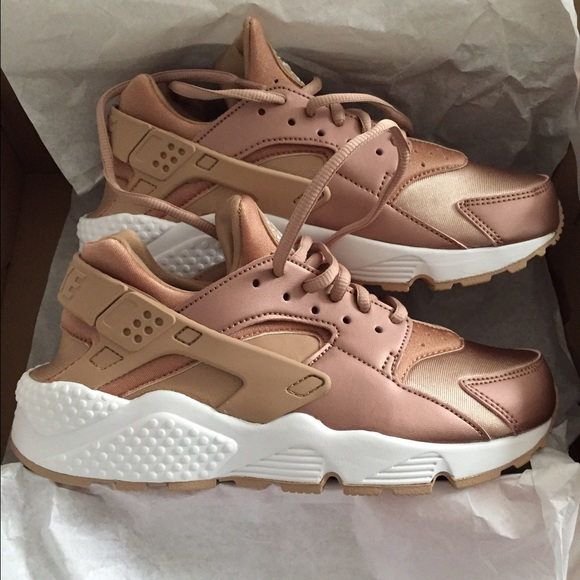nike huarache old rose