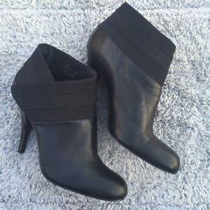Calvin Klein Hadrian Leather Ankle Boots fashionable cheap online zLWkA0rTar