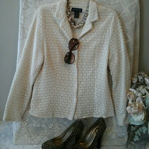 Charter Club Tops - Dressy preloved top⌚👢