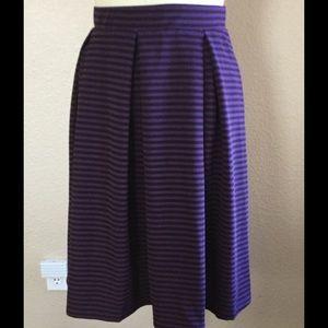 ashley blue Dresses & Skirts - New Pleated Skirt By Ashley Blue Size XL