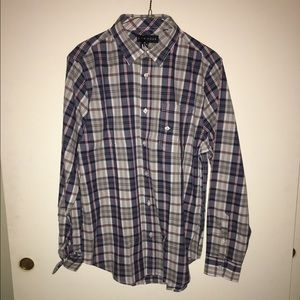 NWT mens button down
