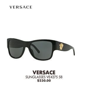 Versace Other - 🎉HP🎉 NEW AUTHENTIC VERSACE SUNGLASSES