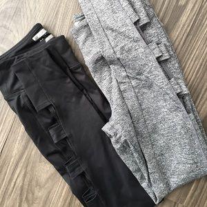 1 pair of workout leggings