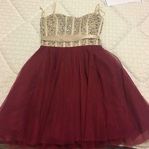 Homecoming dress , size 1/2