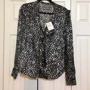 Eccoci button up blouse