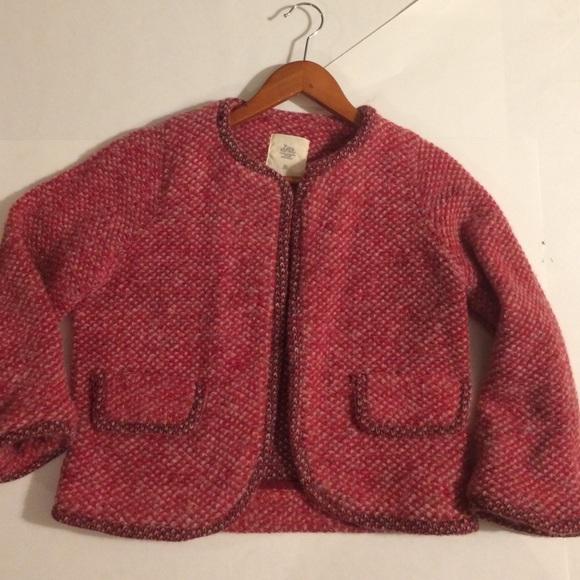 0fecfabe5 Zara knitwear wool jacket