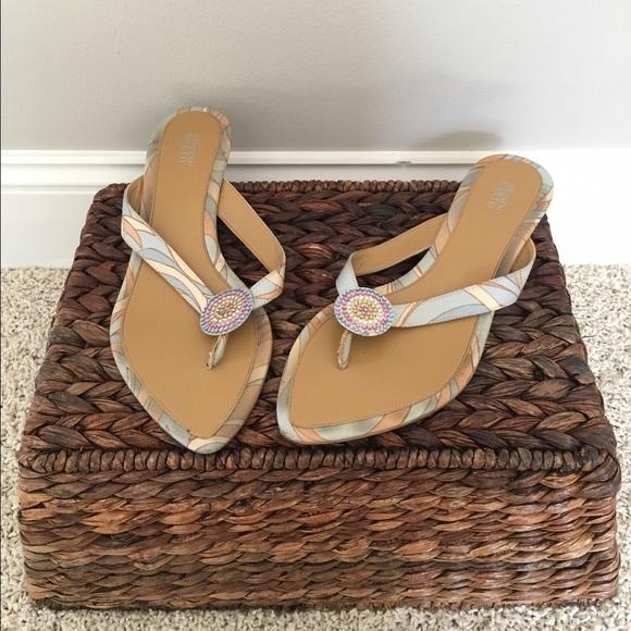 7bdfa2512e2 Franco Sarto sparkle city jeweled kitten heels
