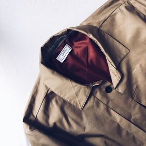 Five Four Other - FIVE FOUR Men's Chester Jacket in Camel