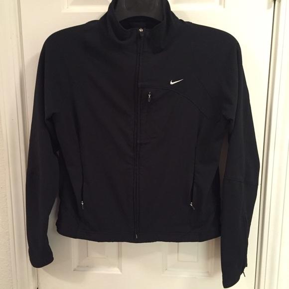 Nike Sphere Dry Womens Black Jacket