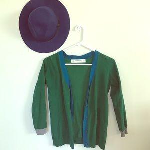 Zara Knit Cardigan, Size S