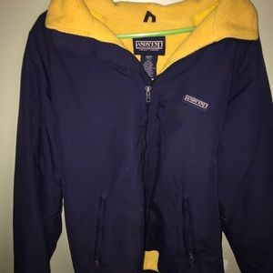 Mens Lands End Vintage Jacket