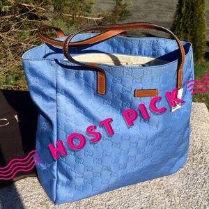 Gucci Handbags - ❤️️FINAL PRICE❤️️🆕Gucci Nylon GuccissmaSmall Tote