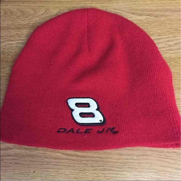 NASCAR Dale Jr Budweiser beanie ff8389a3aa8c