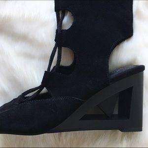 ad8e32918d0a Jeffrey Campbell Shoes - Jeffrey Campbell  Sanita  Gladiator Sandal