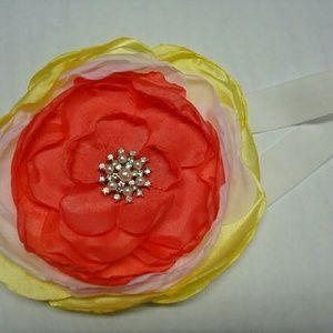 Other - 👑NWT👑 Orange Yellow Headband