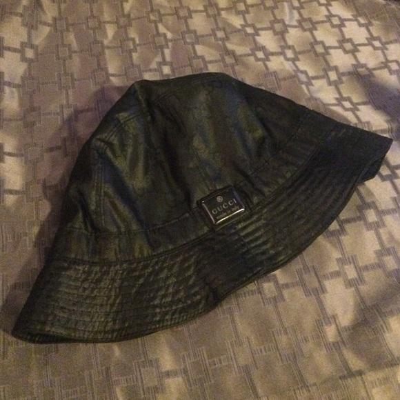 fba635a2b04de Gucci Other - Authentic vintage Gucci bucket hat