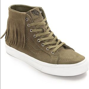 Vans Sk8 Hi high top sneakers