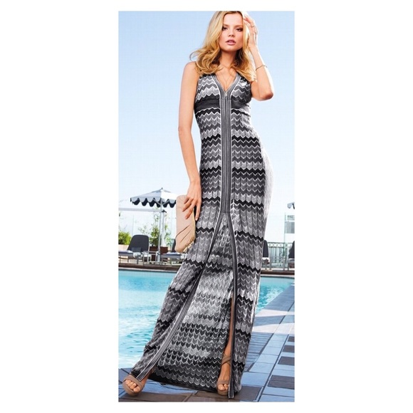 Victoria's Secret Knit Maxi Dress