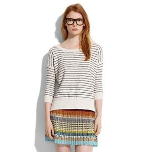 Madewell Striped Lakeside Sweater