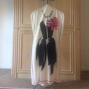 LANVIN <3 H&M travel garment bag