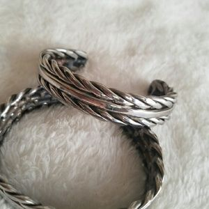 Les (Art)ists Jewelry - Stainless steel bracelet