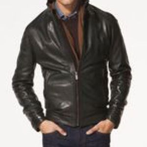 Merona Other - *HP*Mens Genuine Leather Jacket
