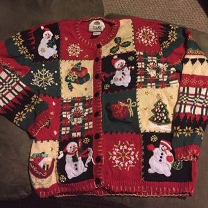 Tiara Sweaters - Christmas Sweater
