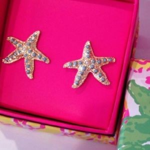Lilly Pulitzer Jewelry - Lilly Pulitzer Star Bright Earrings