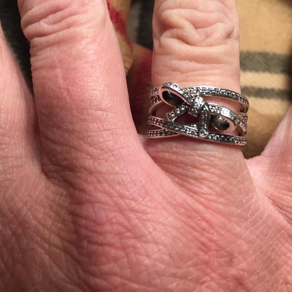 e62eb4905 Pandora Jewelry - Pandora Ring- Delicate Sentiments .
