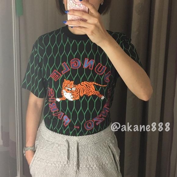 36577a3a57a9 Kenzo x H&M Tops | Kenzo X Hm Tshirt | Poshmark
