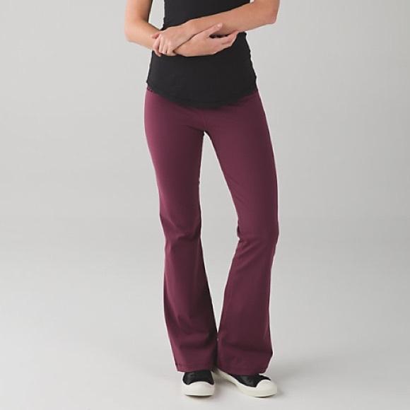 4543f9d3b9 lululemon athletica Pants | Trade For Acoretana Lululemon Groove ...