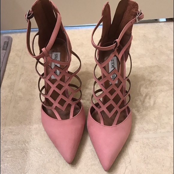 save off 99a92 fa60d Steve Madden Sonillo heels!