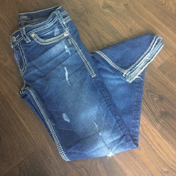 75% off Silver Jeans Denim - Women's silver jeans size 29/33 from ...