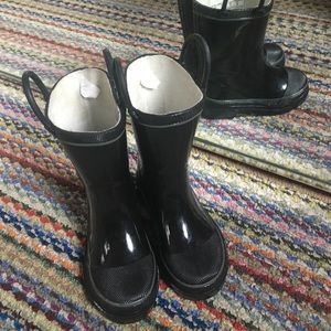 Western Chief Other - Western chief toddler rain boots, size 8, black