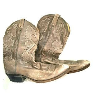 Dan Post Other - Dan Post men's western cowboy boots size 12 D