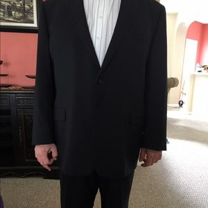 Hickey Freeman Other - Hickey Freeman Suit Blue 50R 44/29