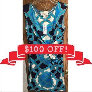 Julie Brown Dresses & Skirts - 🔥🆕Julie Brown sz Lg Wrap Dress