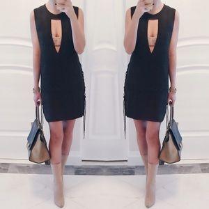 Dresses & Skirts - • Cassandra Sleeveless Knit Dress •